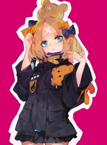 Rating: Safe Score: 21 Tags: abigail_williams_(fate/grand_order) bandaid fate/grand_order grandialee User: Dreista