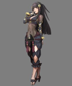Rating: Questionable Score: 16 Tags: cleavage fire_emblem fire_emblem_heroes fire_emblem_if heels kusakihara_toshiyuki_(intelligent_systems) nintendo rhajat see_through syalla transparent_png User: Radioactive