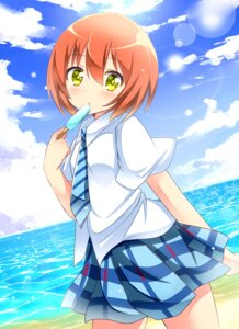 Rating: Safe Score: 17 Tags: hoshizora_rin love_live! seifuku shinekalta User: 椎名深夏