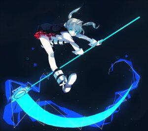 Rating: Safe Score: 27 Tags: maka_albarn soul_eater tama.kogifu weapon User: charunetra