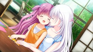 Rating: Safe Score: 25 Tags: game_cg katou_umi key naruse_shiroha summer_pockets tagme User: Radioactive