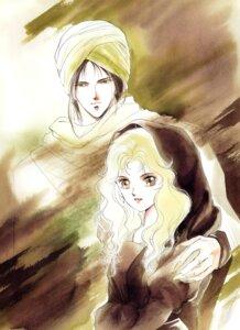 Rating: Safe Score: 3 Tags: kaarua kakinouchi_narumi pazusu vampire_princess_miyu watercolor User: Radioactive