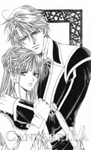 Rating: Safe Score: 3 Tags: cantarella higuri_yuu monochrome User: Radioactive