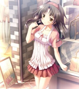 Rating: Safe Score: 45 Tags: chrono_clock game_cg purple_software User: aika1998