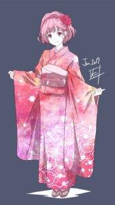 Rating: Safe Score: 28 Tags: kimono nii_manabu User: saemonnokami