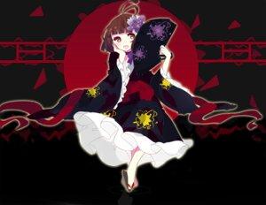 Rating: Safe Score: 10 Tags: kimono koutetsujou_no_kabaneri mumei tianmeir User: charunetra