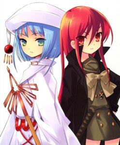 Rating: Safe Score: 18 Tags: hecate ito_noizi scanning_resolution screening seifuku shakugan_no_shana shana sword User: 月无名