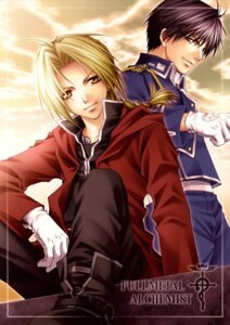 Rating: Safe Score: 6 Tags: edward_elric fullmetal_alchemist male ren_aiki roy_mustang User: Radioactive
