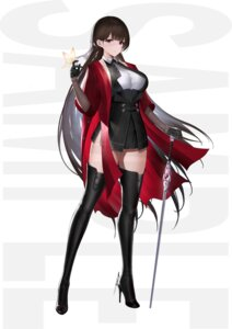 Rating: Questionable Score: 57 Tags: an_yasuri artist_revision heels sample sword thighhighs User: BattlequeenYume