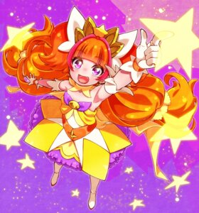 Rating: Safe Score: 11 Tags: amanogawa_kirara dress go!_princess_pretty_cure pretty_cure yupiteru User: cosmic+T5