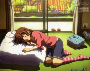 Rating: Safe Score: 11 Tags: clannad clannad_after_story crease furukawa_nagisa hikiyama_kayo User: admin2