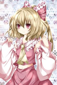 Rating: Safe Score: 19 Tags: flandre_scarlet nanase_nao touhou User: hobbito