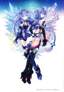 Rating: Safe Score: 37 Tags: armor choujigen_game_neptune iris_heart kami_jigen_game_neptune_re;birth3 purple_heart thong tsunako User: Radioactive