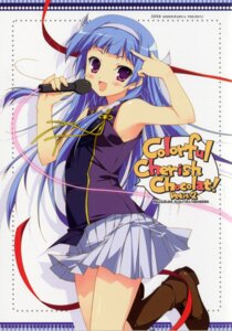 Rating: Safe Score: 20 Tags: chikotam k-books kannagi_crazy_shrine_maidens nagi User: admin2