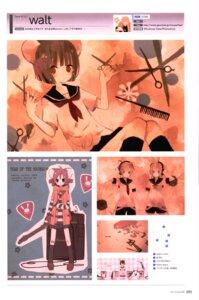 Rating: Safe Score: 4 Tags: kagamine_len kagamine_rin mitsuki_mouse vocaloid User: Radioactive
