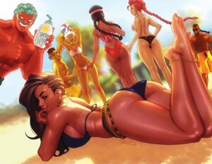 Rating: Safe Score: 42 Tags: ass bikini capcom cleavage crimson_viper dee_jay elena feet hakan laura_matsuda megane noembelu robert_porter sean_matsuda street_fighter street_fighter_ii street_fighter_iii street_fighter_iv street_fighter_v swimsuits tan_lines User: NotRadioactiveHonest