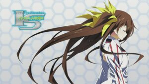 Rating: Safe Score: 26 Tags: huang_lingyin infinite_stratos seifuku wallpaper User: SHM222
