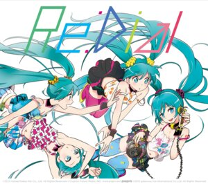 Rating: Safe Score: 41 Tags: disc_cover hatsune_miku mebae thighhighs vocaloid User: blooregardo