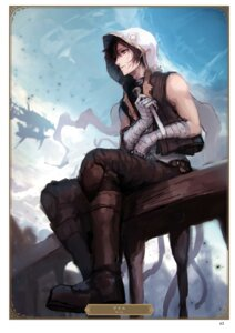 Rating: Safe Score: 4 Tags: bandages granblue_fantasy male tagme User: Twinsenzw