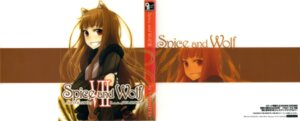 Rating: Safe Score: 9 Tags: animal_ears ayakura_juu holo spice_and_wolf User: tsubasawow