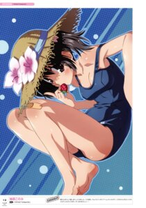 Rating: Safe Score: 23 Tags: bandaid cleavage feet school_swimsuit swimsuits to_heart_(series) to_heart_2 watanabe_akio yuzuhara_konomi User: kiyoe