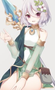 Rating: Safe Score: 15 Tags: dress kokkoro pointy_ears princess_connect princess_connect!_re:dive sapphire_(sapphire25252) weapon User: Mr_GT