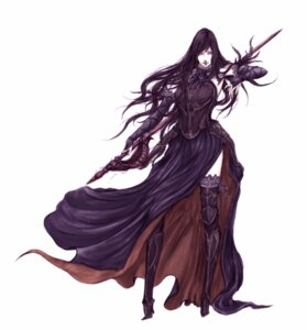 Rating: Safe Score: 16 Tags: castlevania castlevania:_order_of_ecclesia daburoku dress shanoa sword thighhighs User: charunetra