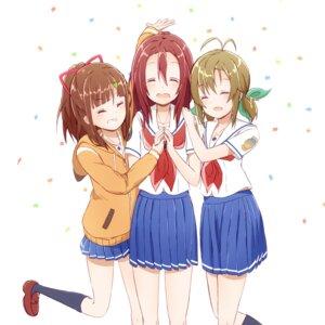 Rating: Safe Score: 6 Tags: high_school_fleet himeji_kayoko irizaki_mei manse matsunaga_ritsuko seifuku User: saemonnokami