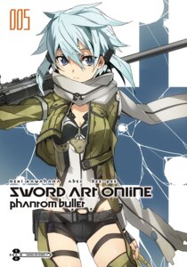 Rating: Safe Score: 16 Tags: abec cleavage garter gun gun_gale_online sinon sword_art_online User: kiyoe