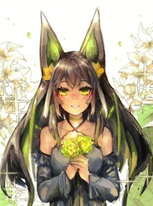 Rating: Safe Score: 26 Tags: animal_ears dress shiratan User: Mr_GT