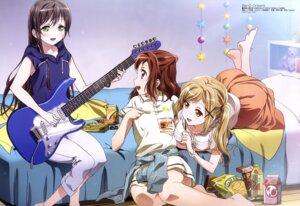 Rating: Safe Score: 63 Tags: bang_dream! dress guitar hanazono_tae ichigaya_arisa kobayashi_akemi toyama_kasumi User: drop