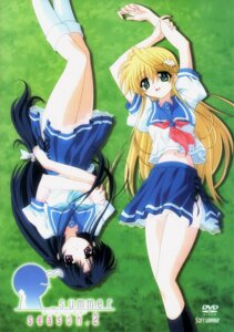 Rating: Safe Score: 7 Tags: hatano_konami seifuku shimazu_wakana _summer User: Paganini