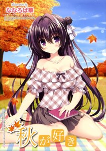 Rating: Questionable Score: 33 Tags: cleavage nanaroba_hana User: drop