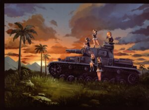Rating: Questionable Score: 9 Tags: girls_und_panzer tagme User: Radioactive