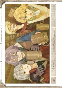 Rating: Safe Score: 4 Tags: atelier atelier_escha_&_logy awin_sidelet digital_version hidari jpeg_artifacts logix_ficsario micie_sun_mussemburg reyfer_luckberry User: Shuumatsu