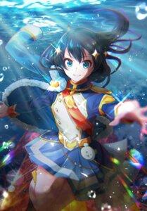 Rating: Safe Score: 22 Tags: kagura_hikari naka_eriko shoujo_kageki_revue_starlight uniform wet User: saemonnokami