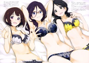 Rating: Questionable Score: 67 Tags: bra cleavage hibike!_euphonium kurashima_tomoyasu megane nakaseko_kaori ogasawara_haruka pantsu tanaka_asuka User: drop