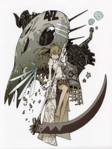Rating: Safe Score: 13 Tags: maka_albarn soul_eater User: Radioactive