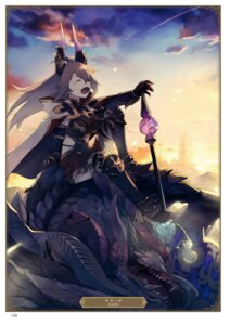 Rating: Safe Score: 11 Tags: armor granblue_fantasy heels horns tagme thighhighs User: Twinsenzw