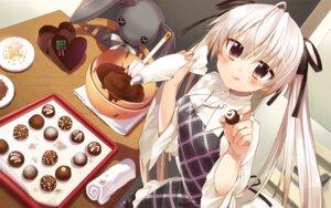 Rating: Safe Score: 45 Tags: chiba_sadoru kasugano_sora sphere wallpaper yosuga_no_sora User: Hatsukoi