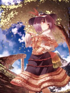 Rating: Safe Score: 49 Tags: dress nagae_iku notsugimi touhou User: Mr_GT