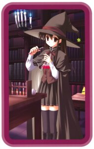 Rating: Safe Score: 14 Tags: nanao_naru thighhighs witch User: avrild12