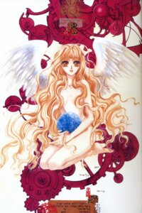 Rating: Questionable Score: 3 Tags: clamp monou_kotori naked wings x User: hyde333