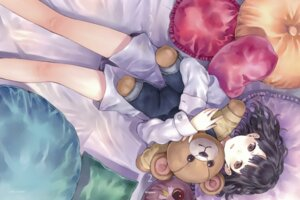 Rating: Safe Score: 45 Tags: disc_cover dress_shirt kishida_mel sora_no_woto suminoya_kureha User: Share