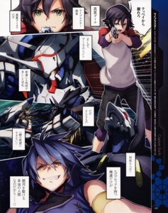 Rating: Safe Score: 4 Tags: amara_(captain_earth) captain_earth gun male manatsu_daichi mecha minato_fumi User: Aurelia