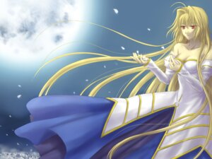 Rating: Safe Score: 15 Tags: archetype_earth arcueid_brunestud cleavage dress hitoha tsukihime User: aganainotoki