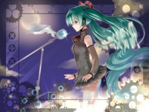 Rating: Questionable Score: 27 Tags: bra hatsune_miku pikazo see_through vocaloid wallpaper User: MK-Scorpion