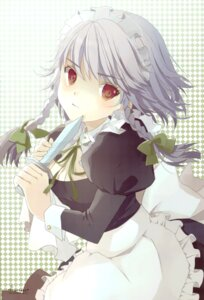 Rating: Safe Score: 11 Tags: izayoi_sakuya microstoria tommy touhou User: thfp