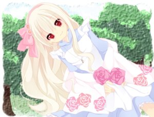 Rating: Safe Score: 17 Tags: alice alice_in_wonderland maid sakuragi_yuzuki User: Nekotsúh