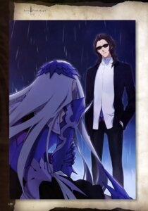 Rating: Safe Score: 12 Tags: armor fate/prototype fate/stay_night lancer_(fate/prototype:_fragments) megane nakahara nigel_sayward type-moon User: drop